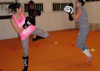 AMMB : La Savate boxe française