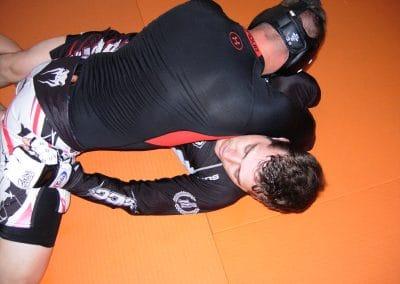 AMMB : Le Grappling fight (MMA)