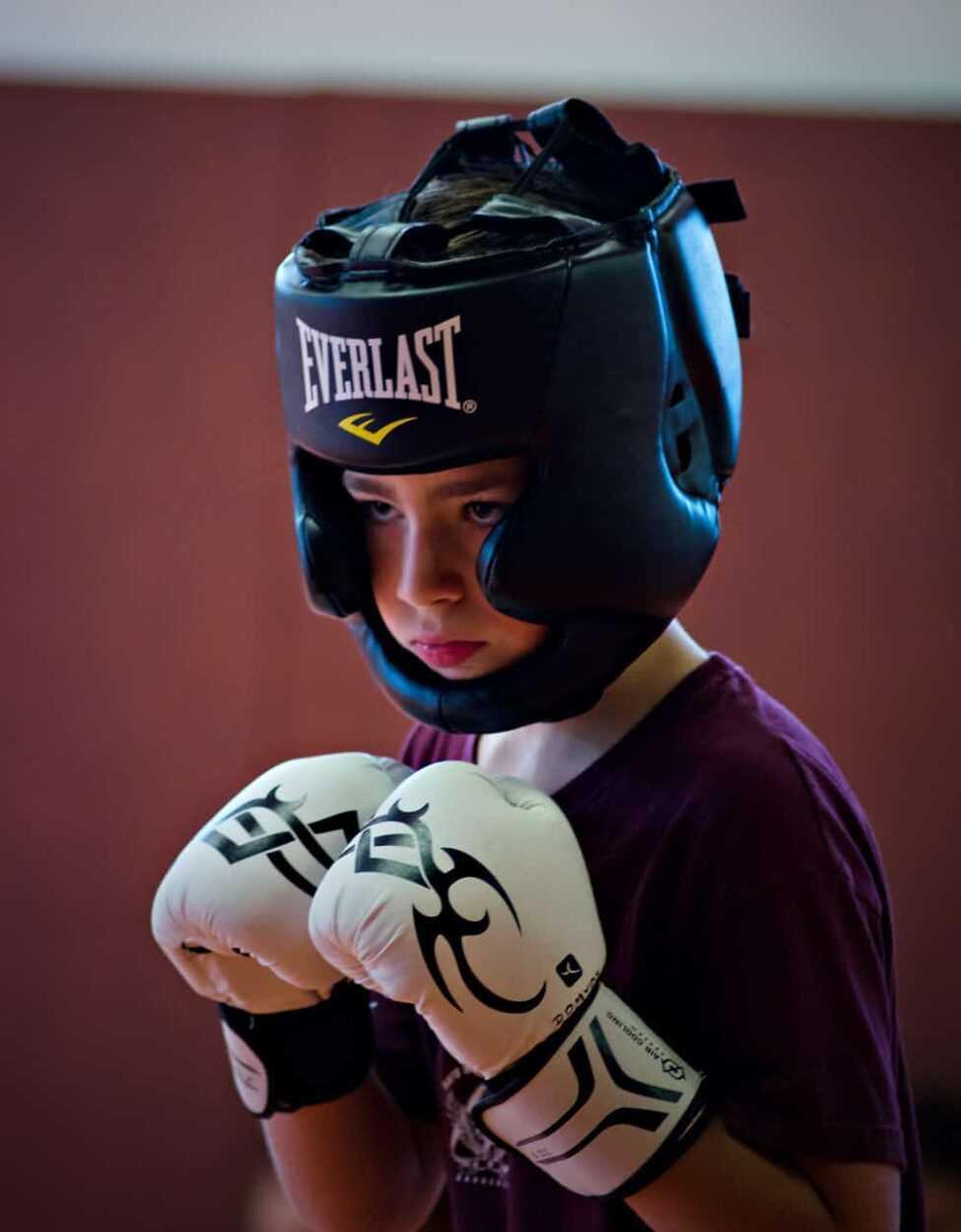 Cours de Boxe 6/ 10 ans