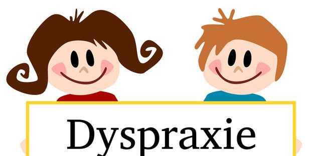 La Dyspraxie, maladresses d'enfant.