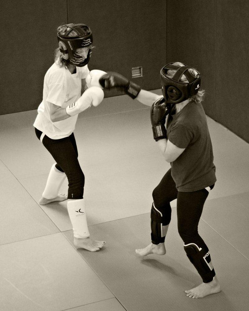 Boxe française - Arts Martiaux Mixtes Bordeaux